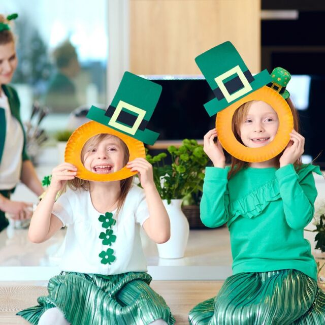 Happy St Patrick's day! #stpatricksday #kids #kidsevent #virtualkidsparty #birthdayParty #kidsParty #Toronto #KidsToronto #Parent #StaySafe #CreateMemories  #FrenchInToronto #BilingualKids #FrenchParty #Ontario #GTA #localBusiness